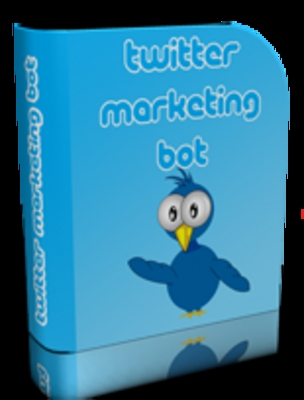 Product picture NEW Twitter Marketing Bot (PLR)