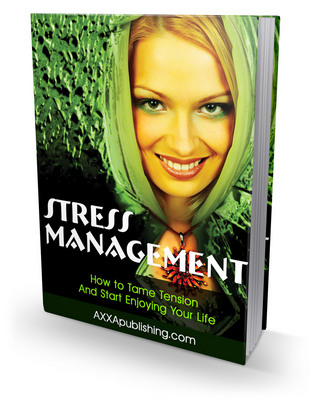 Product picture Stress Management How to tame tension (PLR)