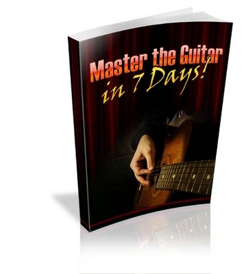 Product picture Master The Guitar in 7 Days (PLR)