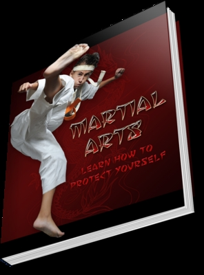 Product picture Martial Arts Template & eBook (RR/PLR)