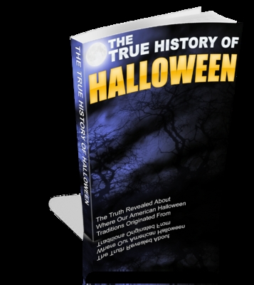 Product picture The True History of Halloween eBook (PLR)