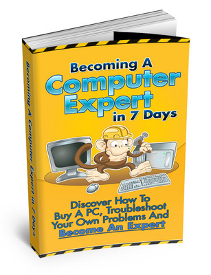 Product picture Becoming A Computer Expert in 7 Days eBook (PLR)