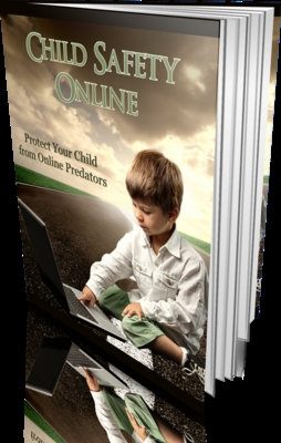 Product picture Child Safety Online Theme & eBook (PLR/RR)
